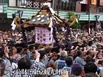 【周辺イベント】浅草 三社祭