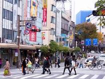 金沢駅前【写真提供:金沢市】