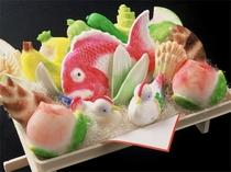 金沢グルメ 和菓子「金菓糖」(イメージ) 【写真提供:金沢市】