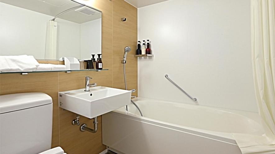 ツインルーム バスルーム(イメージ)
