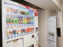 自動販売機(アルコール&ソフトドリンク)