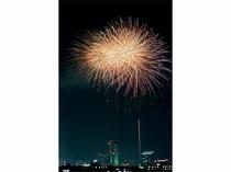 金沢イベント(7・8月) 花火大会(イメージ) 【写真提供:金沢市】