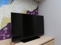 全室完備 液晶TV(youtubeミラーリング可)