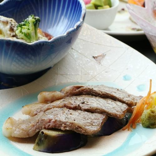 和牛ステーキ* 和牛炙り焼 やはりお肉も!国産ロースなど