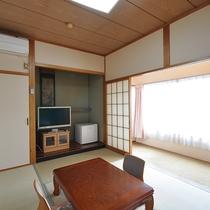 *[和室6畳一例]ビジネスや一人旅のご利用に最適な純和風のお部屋。