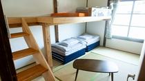 ロフト付き和個室