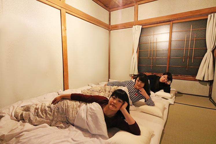 個室 和室(定員3名)