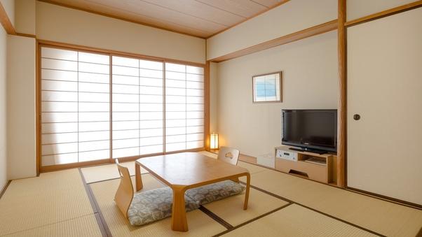 【4階】和室10畳 トイレ付<禁煙>