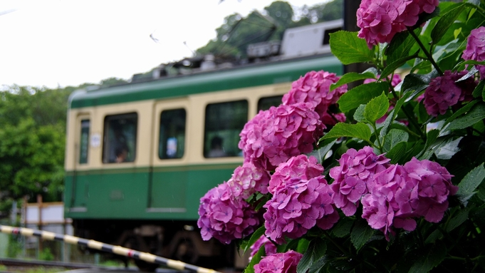 【素泊まり/3連泊】◆長期滞在向け◆鎌倉を遊び尽くす!リゾート滞在<1泊分の朝食付き>
