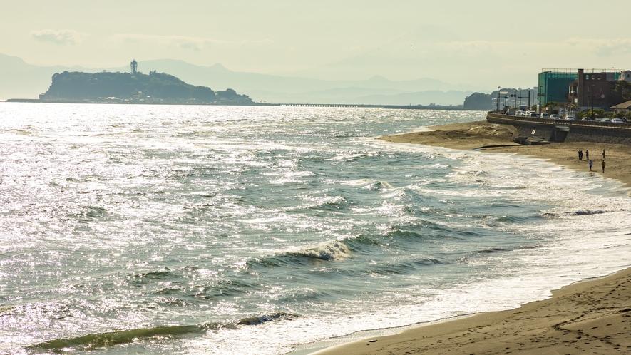 *【由比ガ浜海岸】海水浴に、散策に、徒歩約10分!