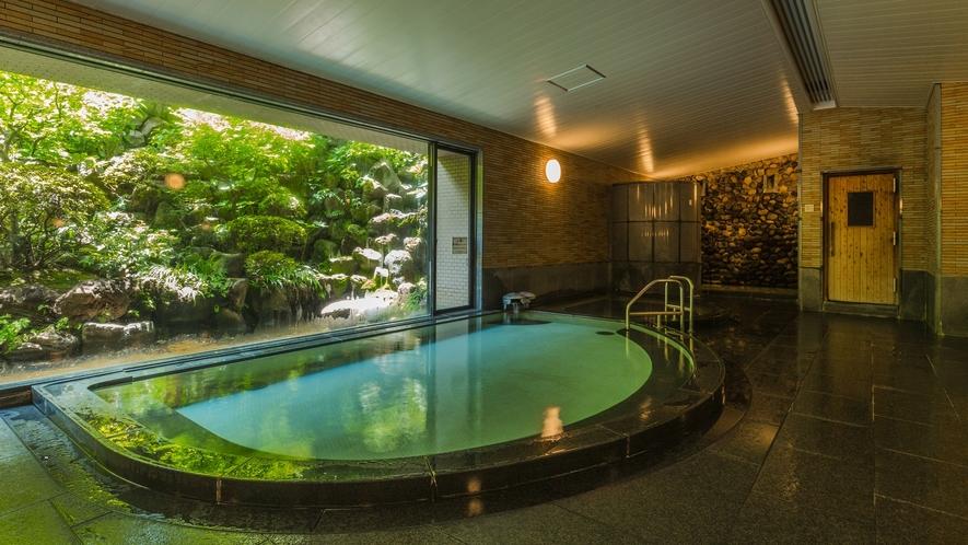*【大浴場】鎌倉唯一のサウナ付きの大浴場をお楽しみください