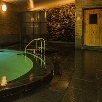 【大浴場】ドイツクアハウス健康システムを取り入れました。
