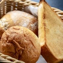 【洋朝食】3種のパン
