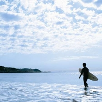 【由比ガ浜海岸】海水浴に、散策に、徒歩約10分!
