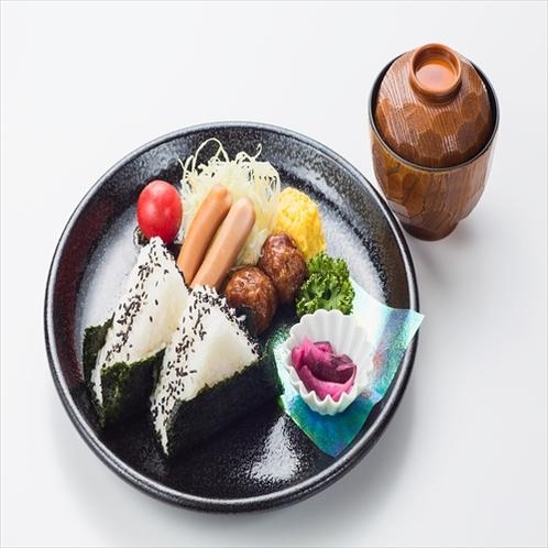 朝食_和食セット