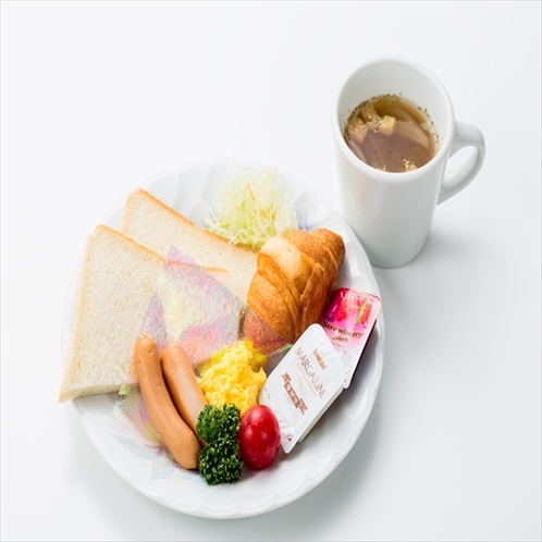 朝食_洋食セット
