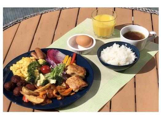 【朝食付プラン】ビュッフェスタイル◇朝から健康的な朝食を♪◇大浴場×サウナでリラックス♪☆