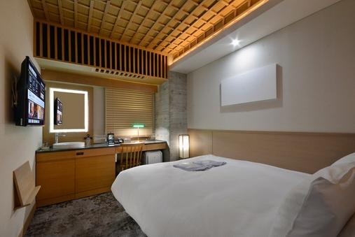 【10平米・禁煙】シングルルーム/140cm幅ベッド×1台