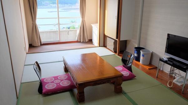 ◆和室7.5畳◆太平洋を望むオーシャンビュー■禁煙