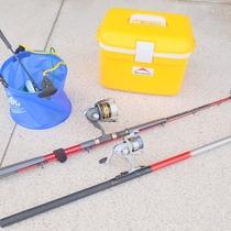 プラン限定 レンタル釣りセット