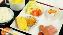 【朝食】お子様メニュー(朝食一例)