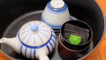 【客室】急須・お茶セット