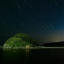 稲積島の夜景