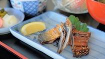 【朝食】海の干物