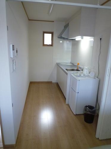 キッチン(スタジオアパートメント)