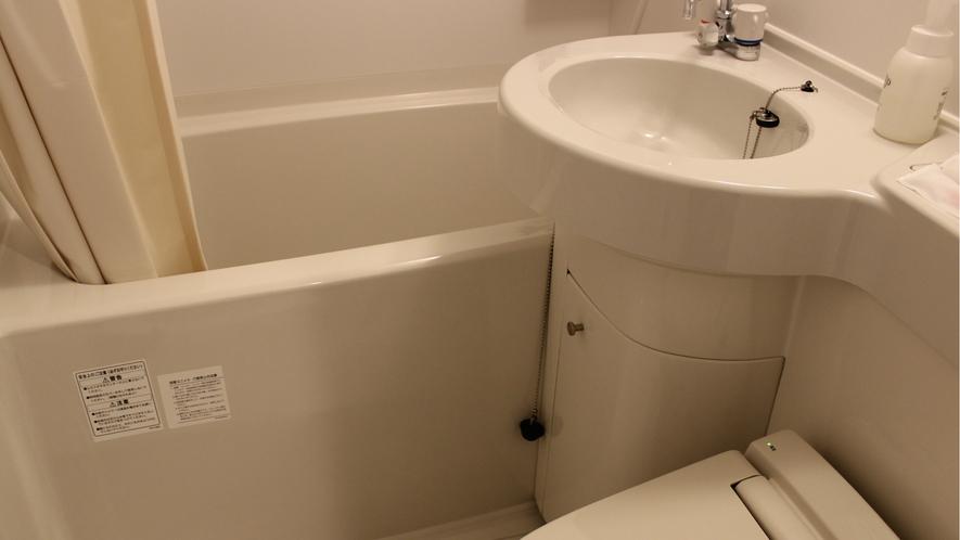 お風呂・洗面台・トイレ一例