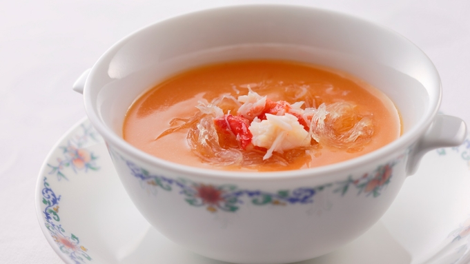 人気のふかひれスープや北京ダックを堪能★駐車場代無料特典付(夕朝食付)