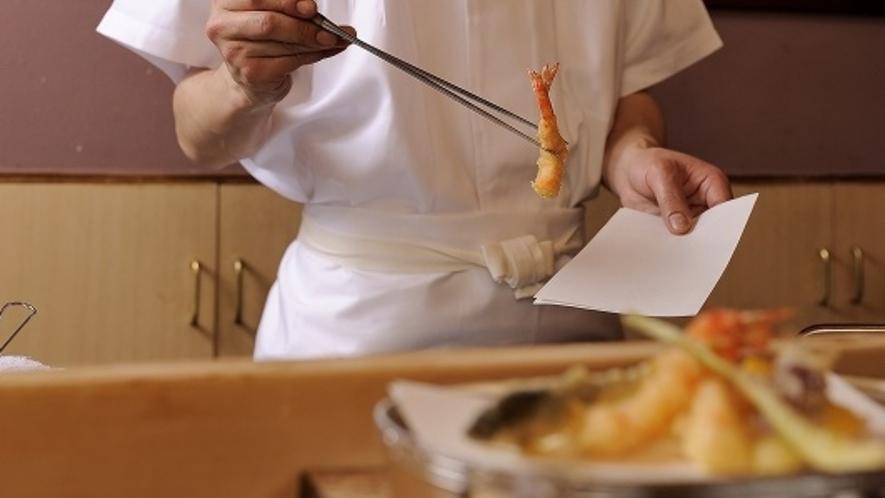 天ぷら にしき