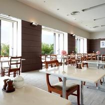 カフェレストランカメリア ロビー階