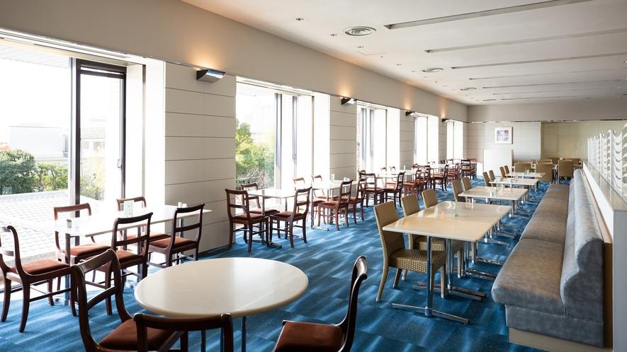 カフェレストラン カメリア(ロビー階)