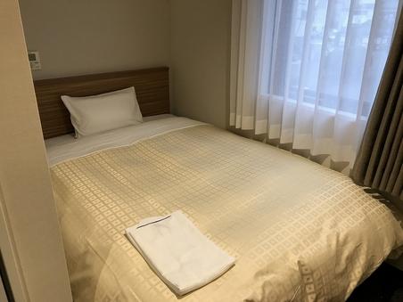 禁煙シングル★130cm幅ベッド