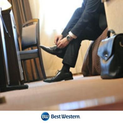 【 BEST WESTERN & PROUD MEN. 】 Keep Proud 紳士は香りを纏う