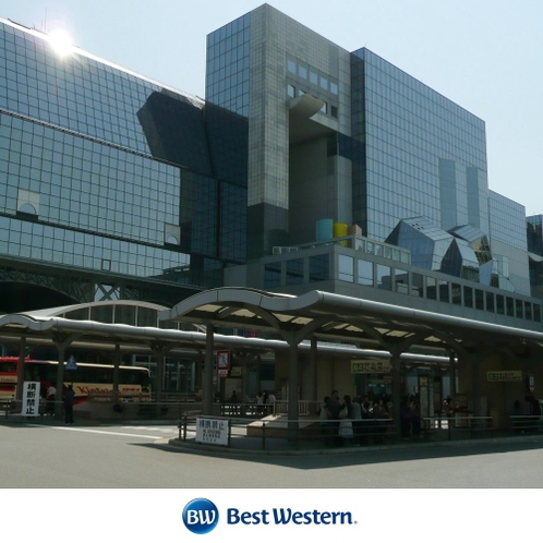 JR京都駅までJR京都線で33分