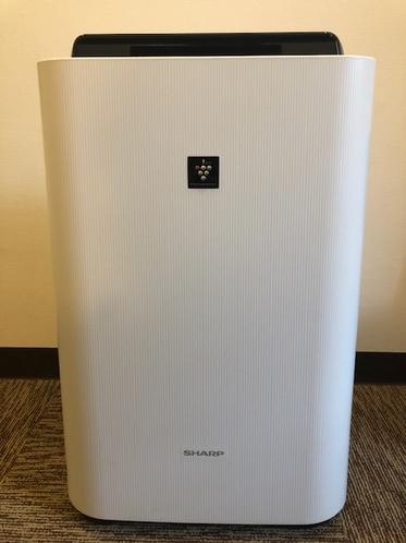 加湿機能付き空気清浄機 シャープ プラズマクラスター
