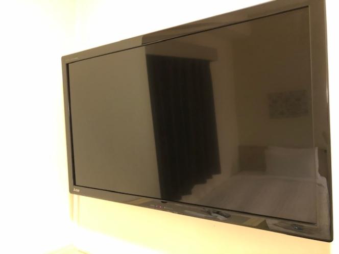 32型テレビ 三菱REAL
