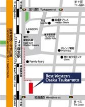 JR塚本駅から徒歩2分