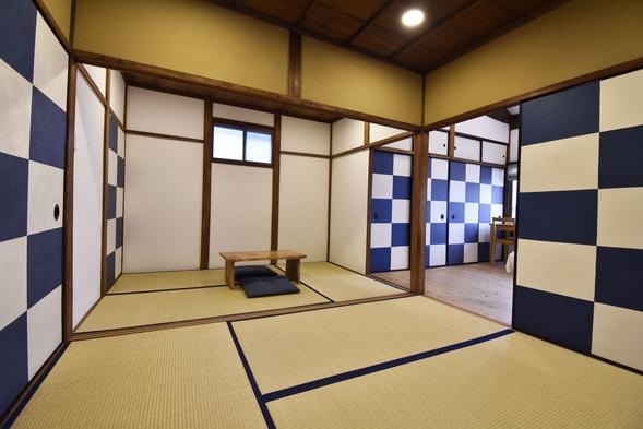 【通常プラン】京都の中心街・河原町エリアに佇む広々京町家貸切のお宿