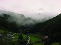 宿周辺の風景