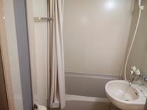 ユニットバスタイプの浴室(シングル、セミダブル)