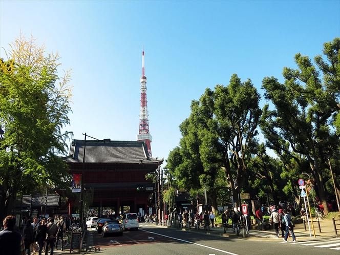芝公園・増上寺