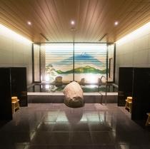 【大浴場】「雲海の湯(うんかいのゆ)」