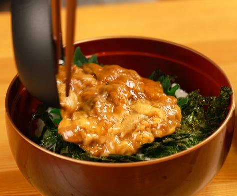 夏のウニ丼フェア【1泊2食付きプラン】ウニ丼+鮮度抜群!刺身盛りコース(当宿⇔夕食会場 送迎付)