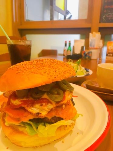 妄想海外旅 アメリカ ハンバーガー
