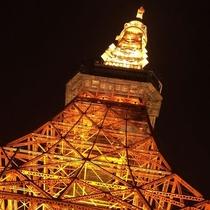 東京タワー(最寄駅から5駅!) /