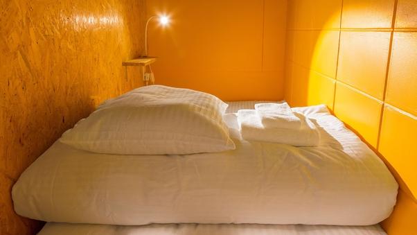 女性専用ドミトリールームA(1名)8名部屋