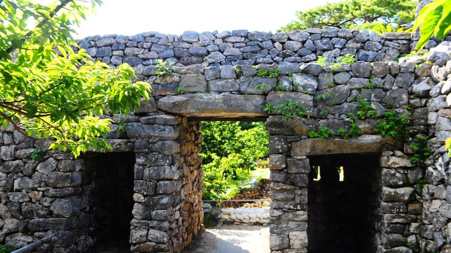 【今帰仁城跡】沖縄の歴史を感じられます。